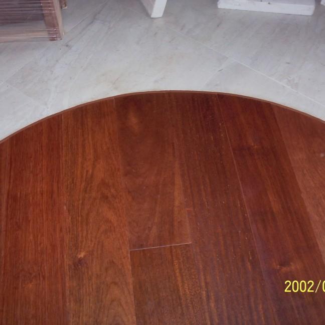 Merbau deska olej 2